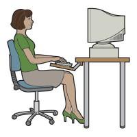 12 cách chặn đứng bệnh đau lưng tại văn phòng