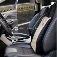 Gối tựa lưng ô tô chuyên dùng vỏ mát BL100