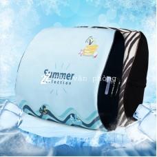 Gối tựa lưng memory foam vỏ vải mát Summer GTL-10