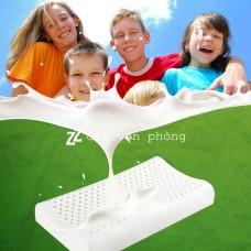 Gối ngủ cao su thiên nhiên cho trẻ nhỏ LTE-01